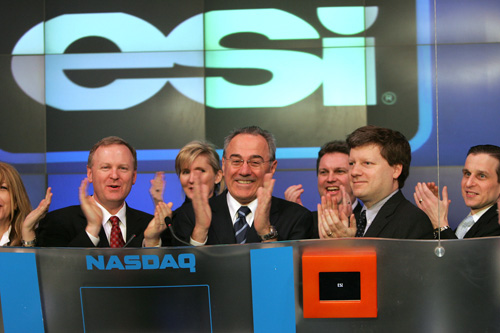 Paul on the Nasdaq
